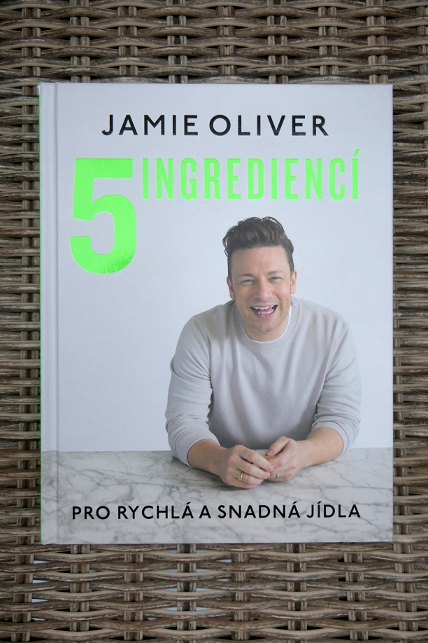 Jamieho 5 ingrediencií