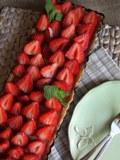 Rebarbora & jahody