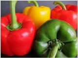 Paprika: krásne farebná, zdravá a plná vitamínu C