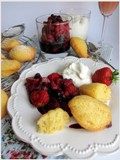 Svieži dezert na horúce dni