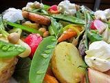Krása bejby zeleniny