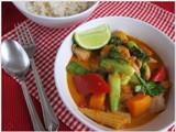 Thajské karí – jeden postup, nekonečné množstvo variácií