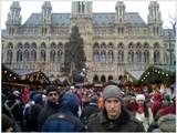 Vianočné trhy vo Viedni, po troch rokoch