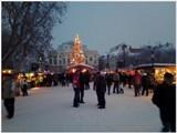 Neskutočná zima a bratislavské vianočné trhy